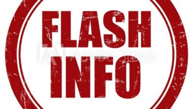 Photo of Infos FLASH