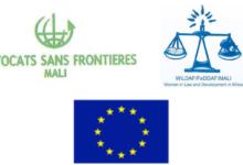 Photo of Mali : Avocats Sans Frontières s'attaquent aux violences basées sur le genre