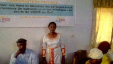 Photo of L'ONG VOICE : la promotion de l'inclusion des partages de connaissances entre les  malentendants et entendants au cœur du débat