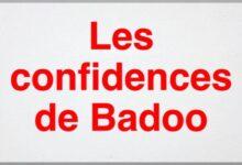 Photo of Les confidences de Bado