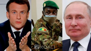 Photo of Le péril des forces terroristes au Mali face aux paramilitaires Russes.
