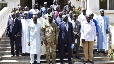 Photo of Le président de la transition face aux magistrats : « Pas d'État fort sans une  justice forte »