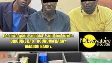 Photo of Un autre réseau de trafiquants d'armes et munitions démantelé par le commissaire  Yaya Niambélé du 16ème AR. et ses hommes.