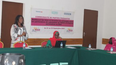 Photo of Femmes et TIC : les détenteurs de droits de Voice en conclave pour renforcement de capacité.